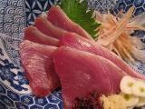 Cá ngừ sọc dưa nấu theo cách Nhật Bản.