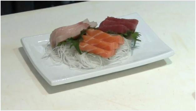 Hướng dẫn làm món sashimi (có hình minh họa)