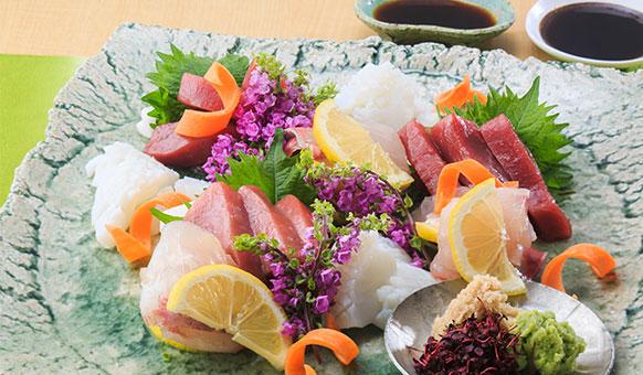 Sashimi kiểu Nhật