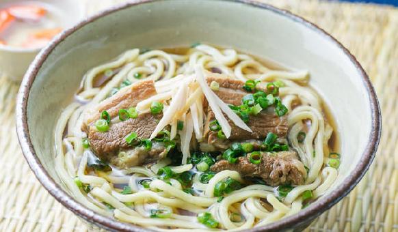 Mỳ Soba Okinawa