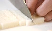 cắt khoai lang