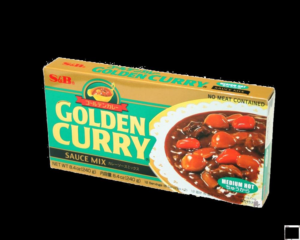 Cà ry bò lạnh (S&B)- Curry Golden mild