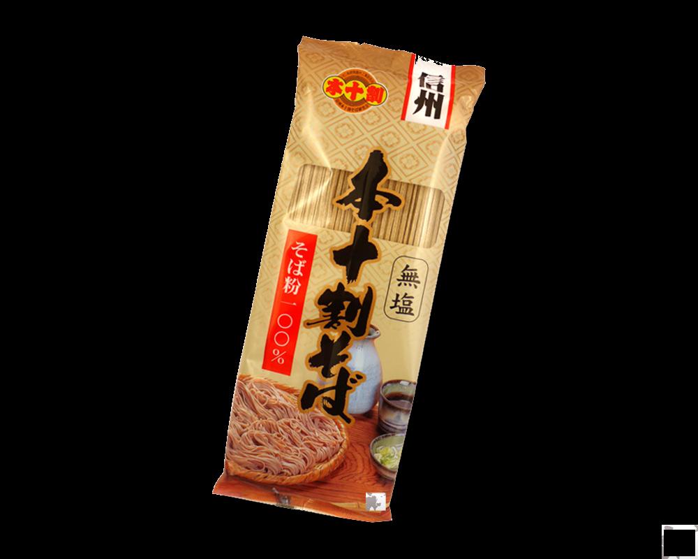 Mỳ Soba nâu- Shinsyu Soba