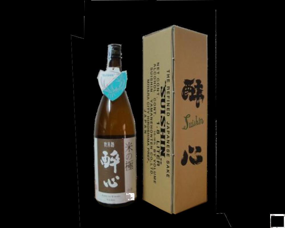 Rượu Suishin- Suishin Sake 1,8l