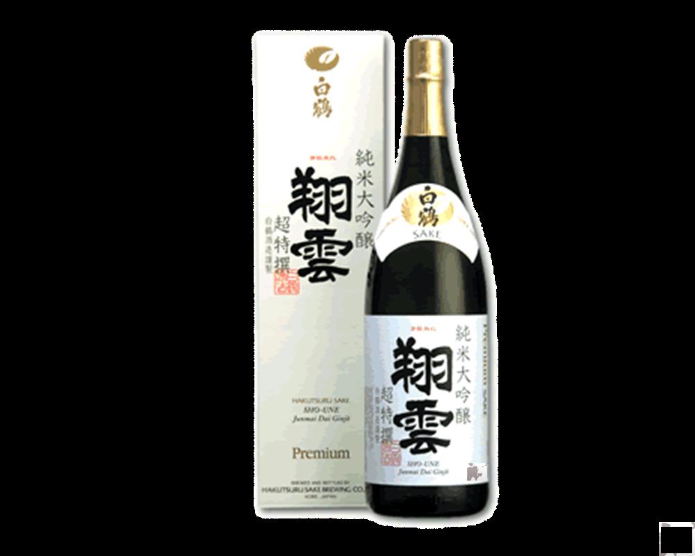 Rượu Tanrei Junmai- Hakutsuru Tanrei Junmai 1,8l