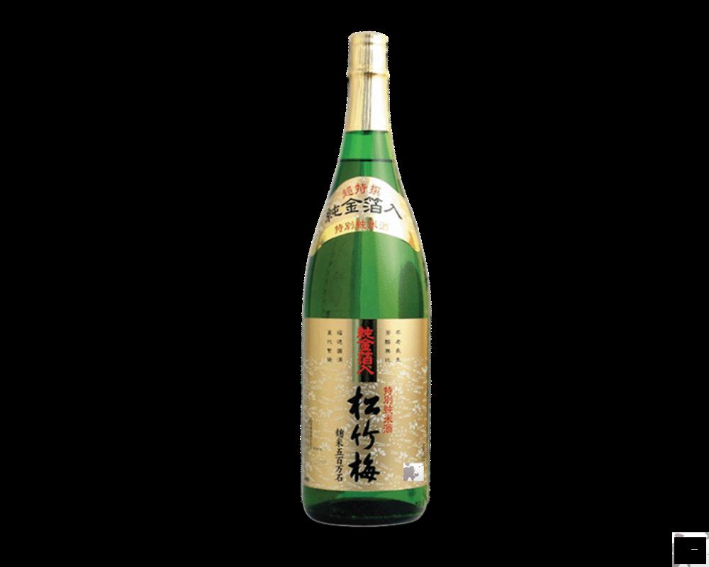 Rượu kisenjyu kinpaku 1.8l