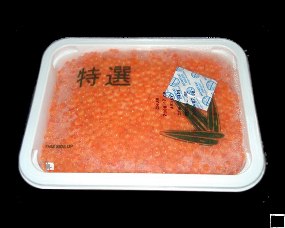 Trứng cá hồi hộp nhựa- Ikura