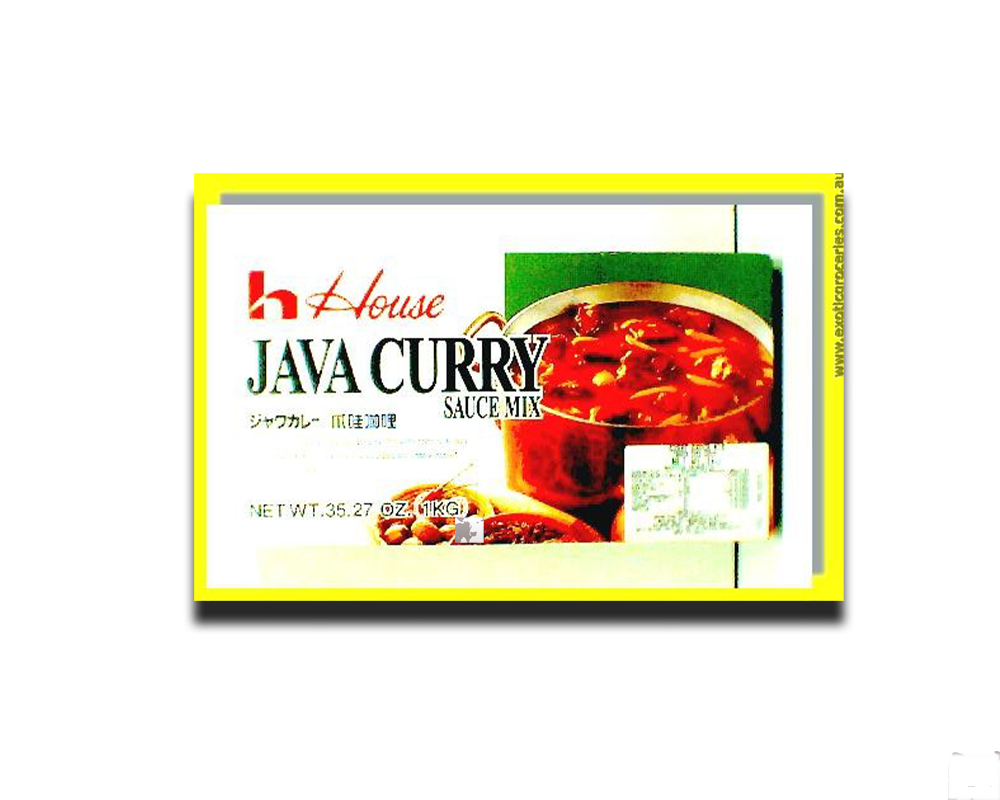 Cary house- Java Curry House BR