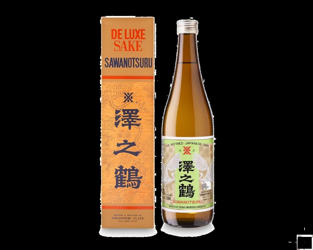 Rượu Sawanotsuru Deluxe- 沢の鶴酒デラックス