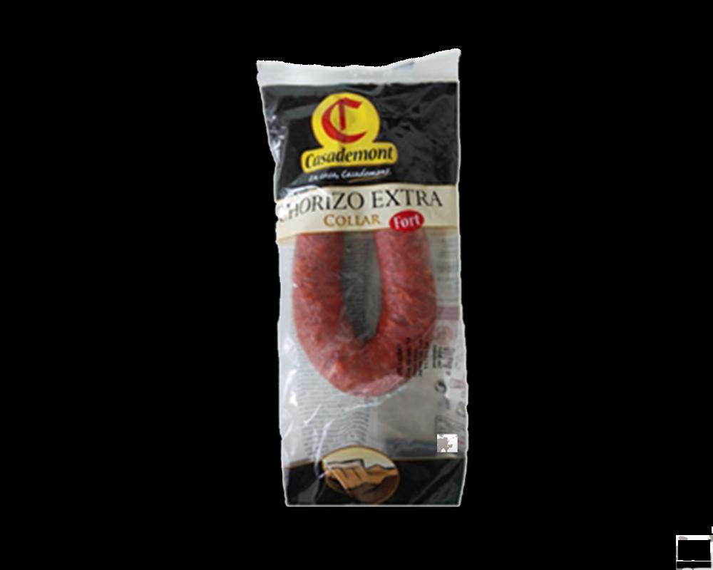 Xúc xích Tây Ban Nha- Chorizo Collar Picante