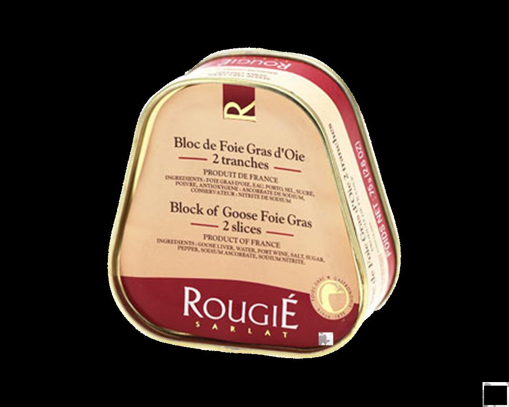 Pate gan ngỗng- Bloc foie gras 2 slices