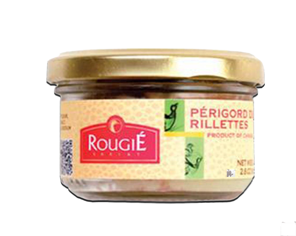 Goose - Rilletes / Pure meat pate