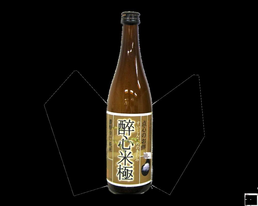 Suishin Kome no Kiwami Junmai- 米の極純米