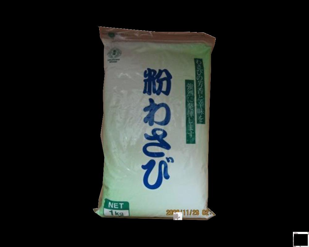 Mù tạt bột xanh- Wasabi